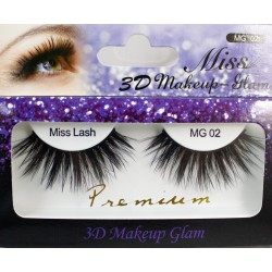 Miss 3D Makeup Glam Lash - MG02