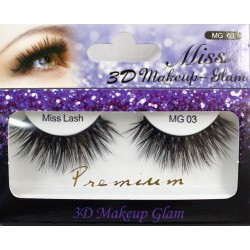 Miss 3D Makeup Glam Lash - MG03