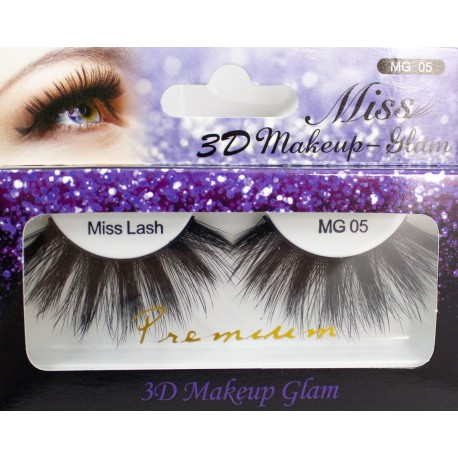 Miss 3D Makeup Glam Lash - MG05