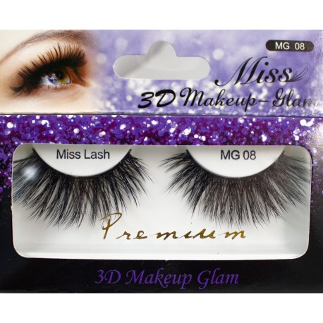 Miss 3D Makeup Glam Lash - MG08