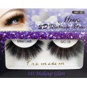 Miss 3D Makeup Glam Lash - MG13