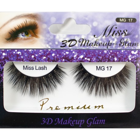 Miss 3D Makeup Glam Lash - MG17