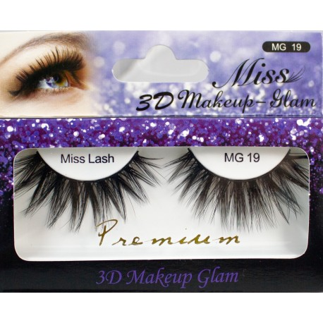 Miss 3D Makeup Glam Lash - MG19