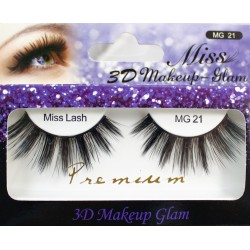 Miss 3D Makeup Glam Lash - MG21