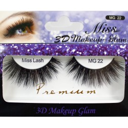 Miss 3D Makeup Glam Lash - MG22