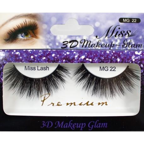 Miss 3D Makeup Glam Lash - MG22